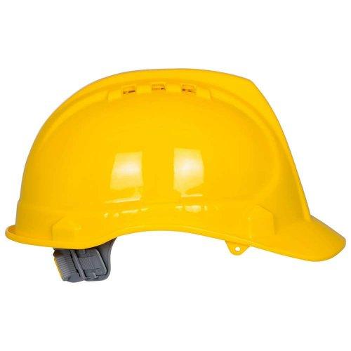Safety Hard Hat by AMSTON- Adjustable Helmet