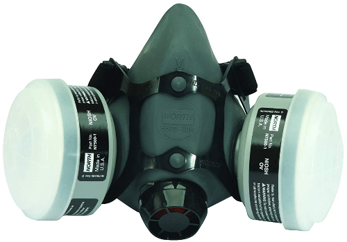 The Stanley Paint Spray and Pesticide OV/R95 Respirator Mask (RST-64027)