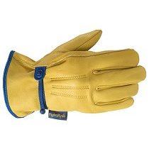 HydraHyde Leather Waterproof Work Gloves