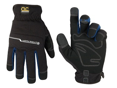 CLC Custom Leathercraft L123L Workright Cold Weather Insulation Flex Grip Work Gloves