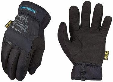 Mechanix Wear – Best FastFit Insulated Winter Touchscreen Gloves