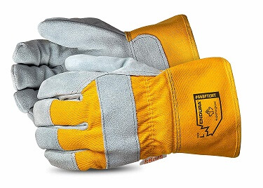 Superior Winter Work Gloves – Waterproof and Insulated Work Gloves for Cold Weather Conditions (Thinsulate - 66BFTLWT)
