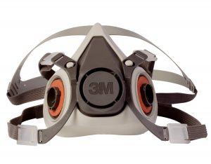 3M Half Facepiece Reusable Respirator-Best in Efficiency and Practicality