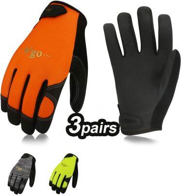 VGO High Dexterity Work Gloves