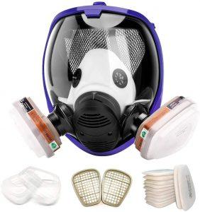 17 in 1 Wide Field Face Respirator