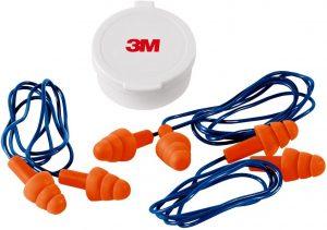 3M Safety Reusable Earplug