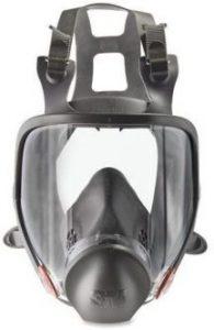 6900 Respirator, Fullfacepiece Large