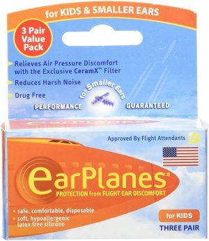 Cirrus Children EarPlanes Earplugs