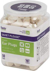 Flents Ear Plugs, 50 Pair, Ear Plugs