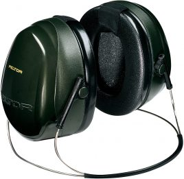 3M Peltor Optime 101 Behind-the-Head Safety Ear muffs