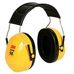 3M Peltor Optime 98 Safety Ear muffs