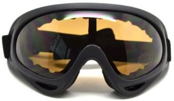 Airsoft X400 Wind/Dust Protection Goggles