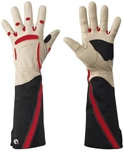 Bionic Women's Rose Gloves for Yard Work