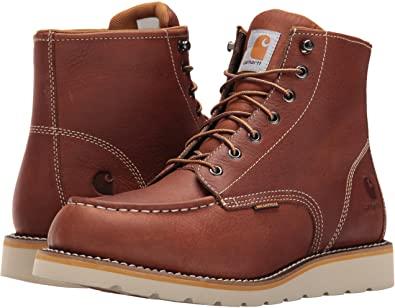 """Carhartt Men's 6"""" Waterproof Work Boot"""