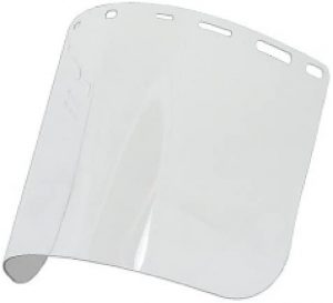 Clear Polycarbonate Replacement Face Shield