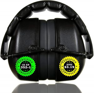 ClearArmor 141001 Safety Ear muffs