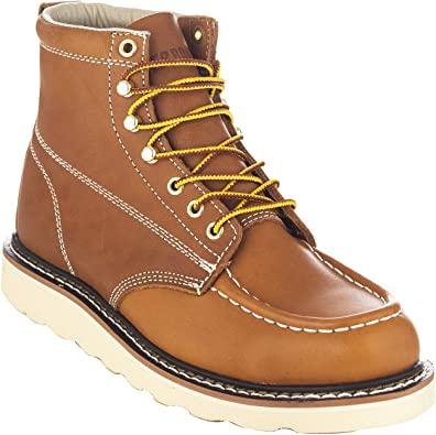 Ever Boots Weldor Men's Moc Toe Construction Work Boots