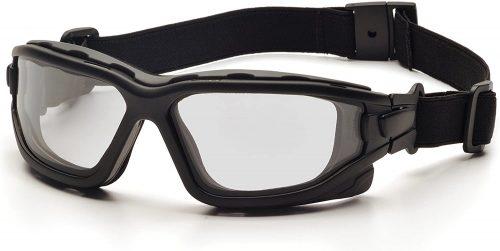 Pyramex I-Force Dual Pane Anti-Fog Goggles