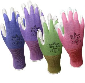 Yard Work Gloves Showa Atlas NT370