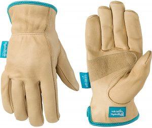Wells Lamont Women's Water-Resistant Gloves (1167M)