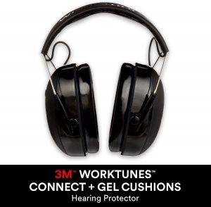 Earmuff for Woodworking 3M WorkTunes