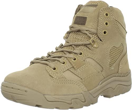 """5.11 Tactical Men's Taclite 6"""" Suede Work Boots"""