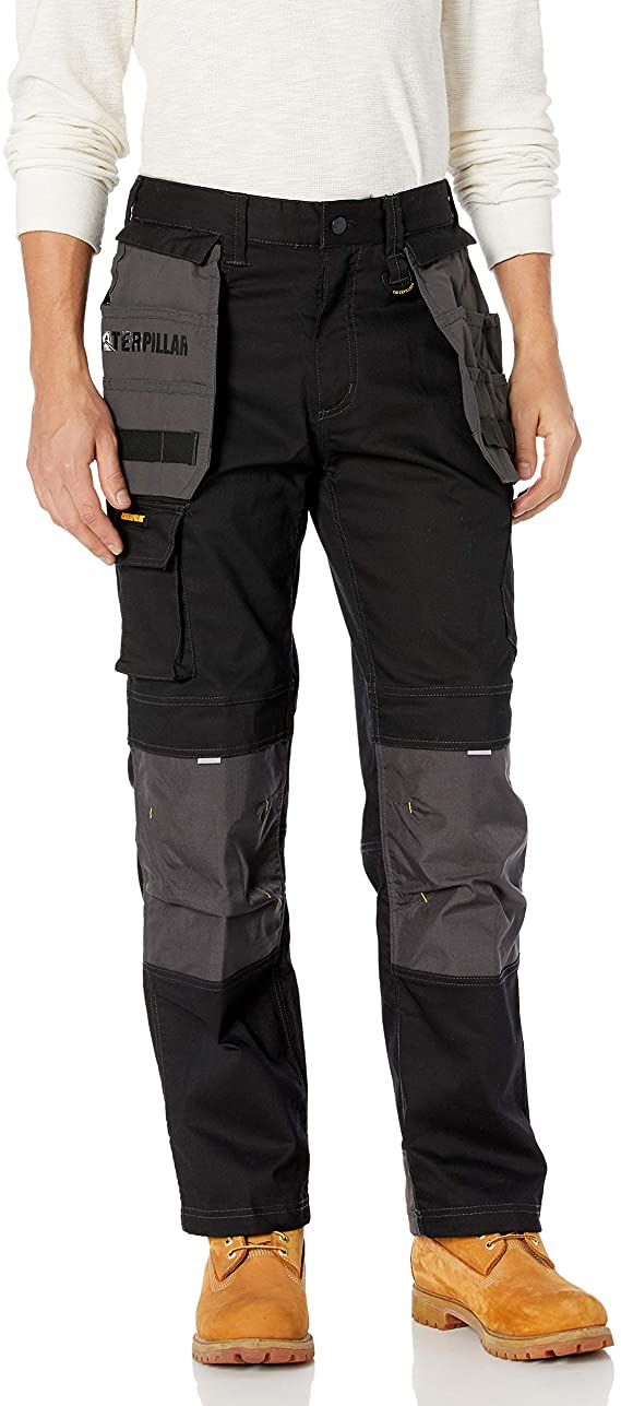 Caterpillar Men's H2o Defender Heavy Duty Work Pants