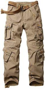 AKARMY Men's Ripstop Wild Cargo Pants