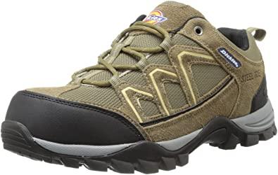 Dickies Men's Solo Steel-toe Work Shoe For Hot Weather
