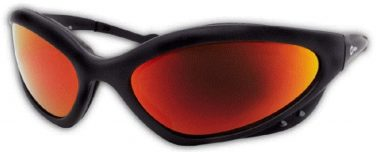 Miller Safety Glasses, Scratch-Resistant Electric Shade 5.0 Welding