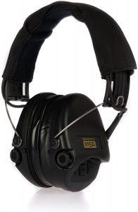 Sordin Supreme PRO Active Safety Earmuffs