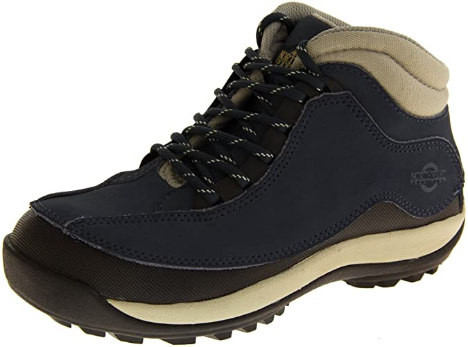 Northwest Territory Women's Leather Safety Boots (EN-ISO 20345)