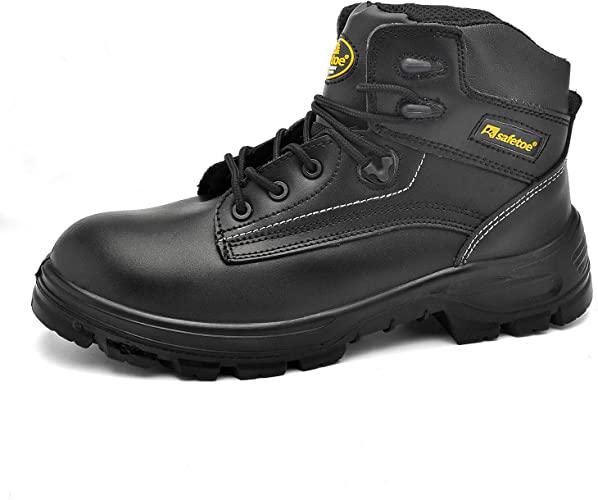Safetoe Men's Safety (M8356B) Shoes