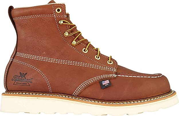 "Thorogood Men's American Heritage 6"" Work Boots"
