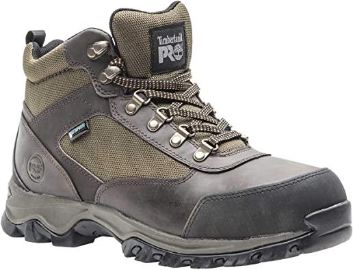 Timberland PRO Men's Keele Ridge Steel-toe Waterproof Industrial Boot
