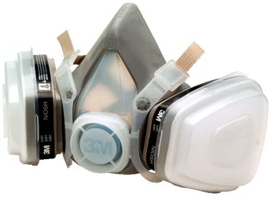 3M Marine Med Organic Vapor Respirator 52P71