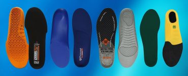 Best Men's Insoles for Work Boots on Concrete