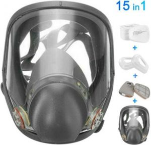 FNWD 15in1 Full Face Large Size Respirator