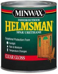 Minwax (43210000) Helmsman Spar Urethane