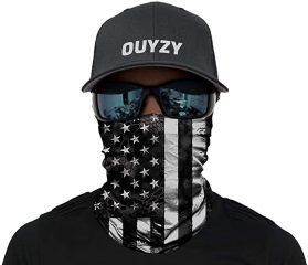 OUYZY Face Scarf Cover Mask