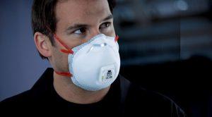 Respirators for fumes