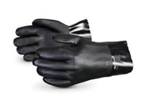 Superior Glove FB230 FB Series Double-Dip PVC Fleece Lined Glove
