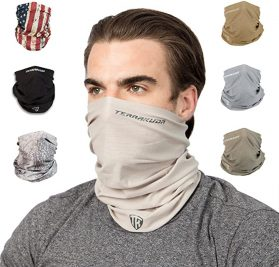 Terra Kuda Face Clothing Neck Gaiter Mask