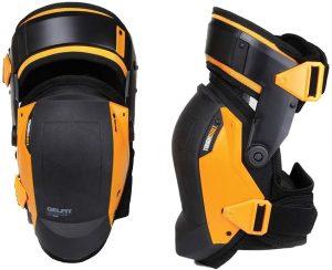 Toughbuilt KP-G3 Gelfit Thigh Support Stabilization Knee Pads