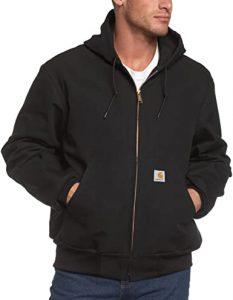 Carhartt J131 Men's Active Hoodie Jacket
